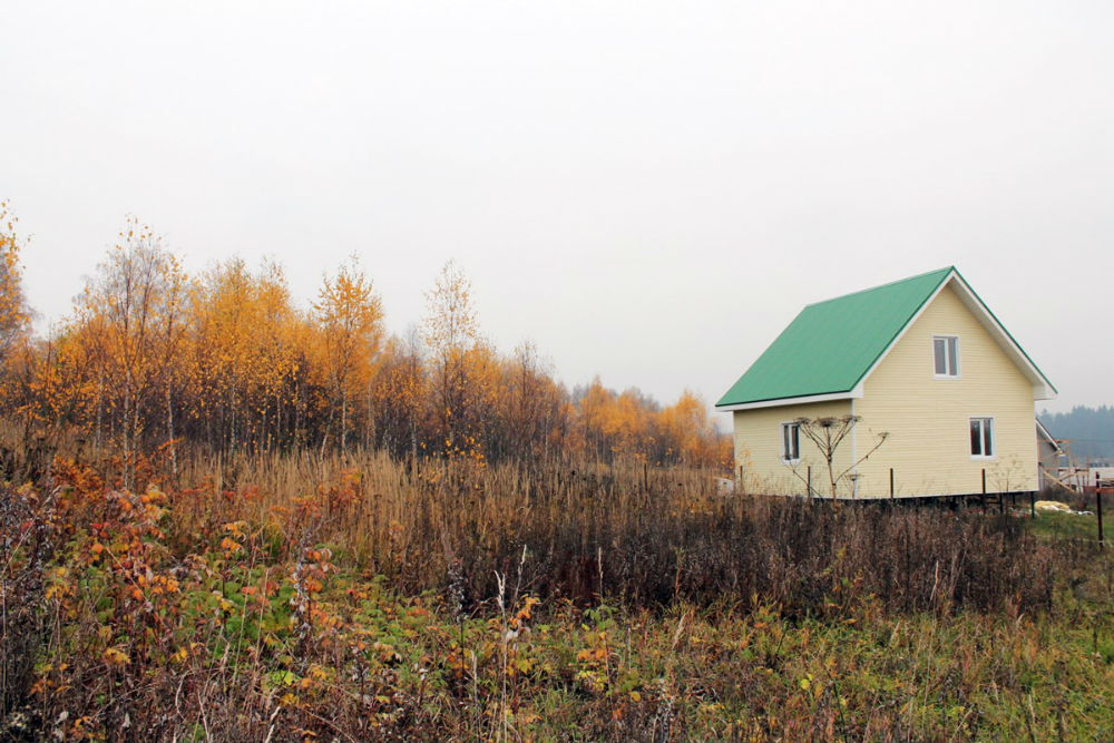 земельный участок в городе Руза