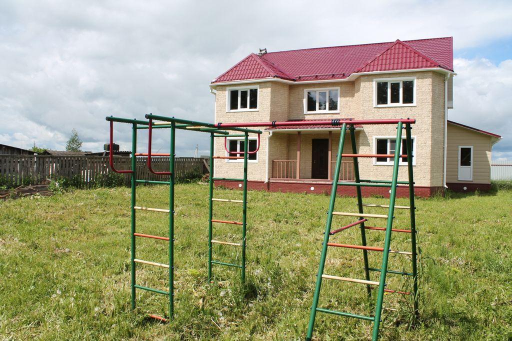дом для ПМЖ