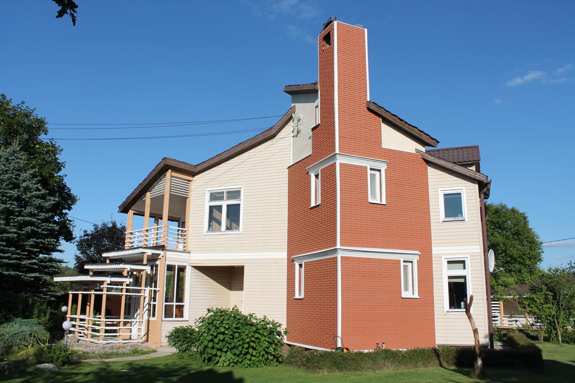 Дом в Григорово Рузского района