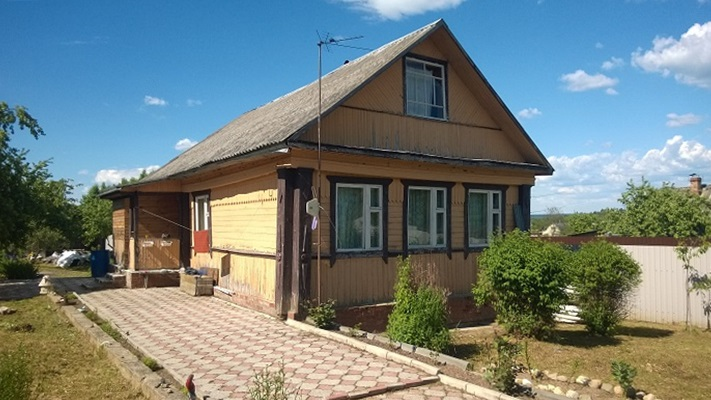 дом рузский район