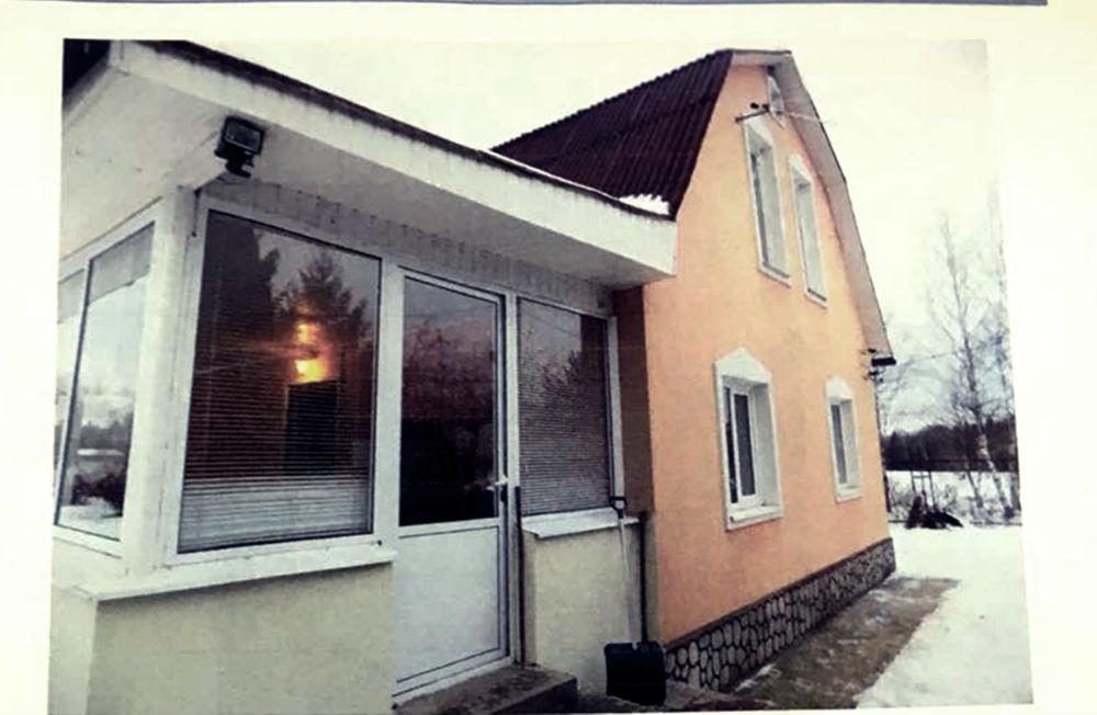 продажа дома в жилой деревне