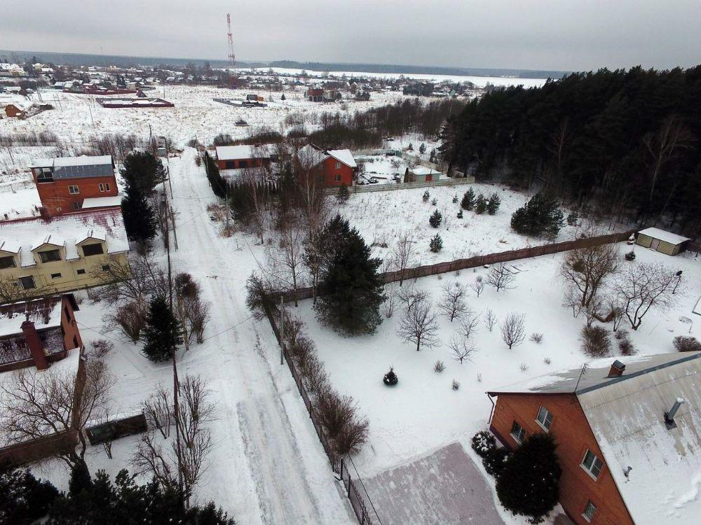 участок в Рузском районе