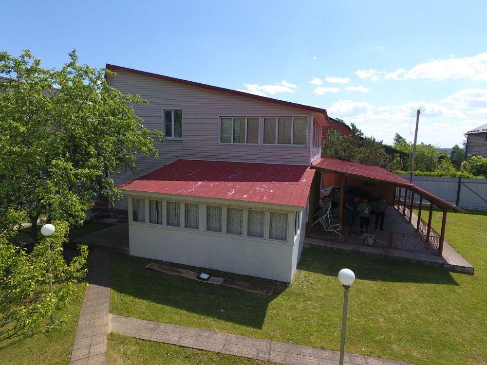 дом федотово