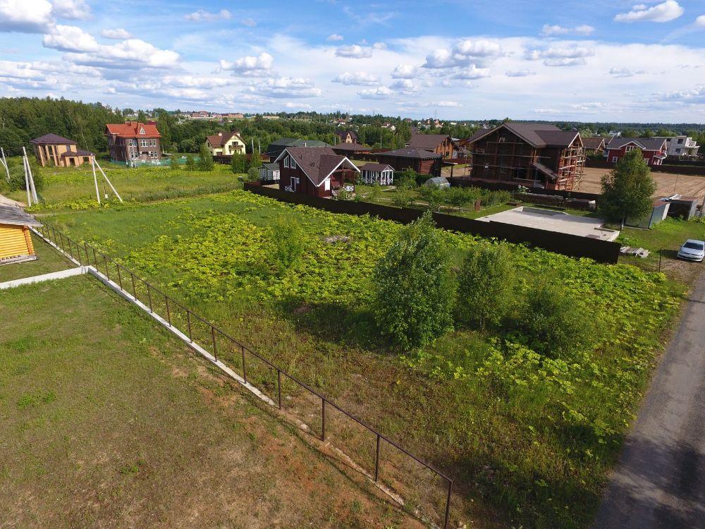 земля в рузском районе