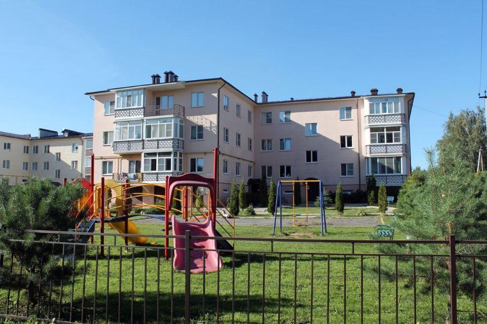 квартира парковая руза